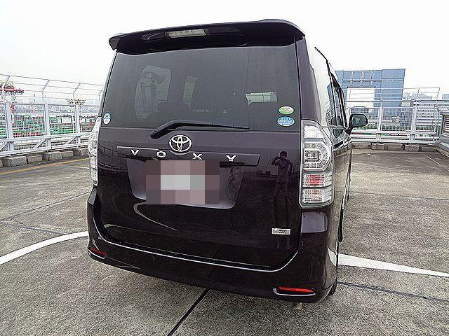「売切★後期型VOXY ZS 車検2年付(R5/7迄)純正HDDナビ・地デジTV・Bカメ・両側Pスラ」の画像3