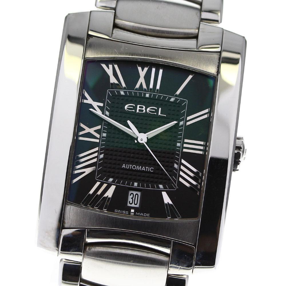 【EBEL】エベル ブラジリア デイト 9120M41 自動巻き メンズ