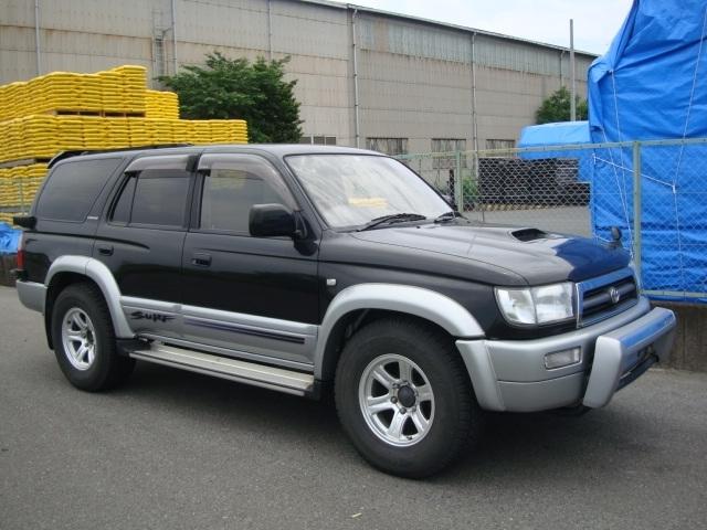「【くるま☆市場】ハイラックスサーフワゴン 4WD SSR-X Ltd ワイド」の画像1