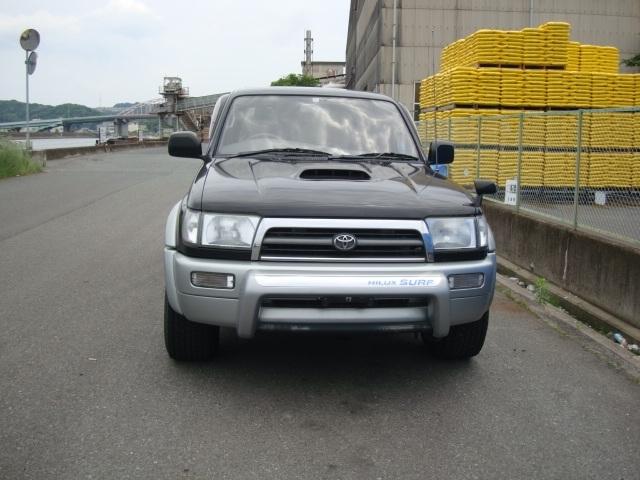 「【くるま☆市場】ハイラックスサーフワゴン 4WD SSR-X Ltd ワイド」の画像2
