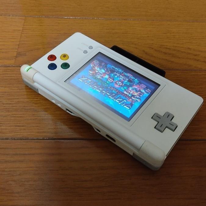 ゲームボーイマクロ ゲームボーイアドバンス専用機 Rボタン⇔Xボタン連動 Lボタン⇔Yボタン連動機能付き