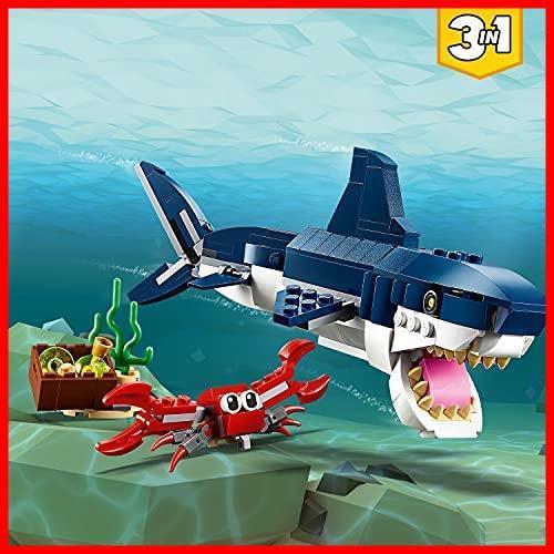 レゴ(LEGO) クリエイター 深海生物 31088 知育玩具 ブロック おもちゃ 女の子 男の子_画像2