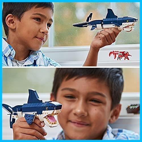 レゴ(LEGO) クリエイター 深海生物 31088 知育玩具 ブロック おもちゃ 女の子 男の子_画像5