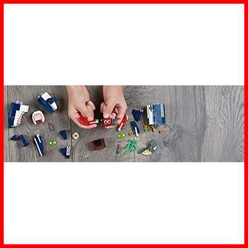 レゴ(LEGO) クリエイター 深海生物 31088 知育玩具 ブロック おもちゃ 女の子 男の子_画像8