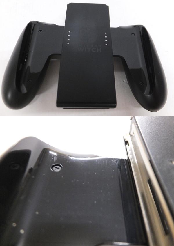 【簡易動作確認済】Nintendo Switch 旧型 本体 (ニンテンドースイッチ) Joy-Con(L)ネオンブルー/ (R) ネオンレッド ②_画像5