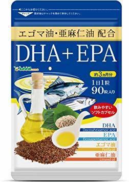 新品約3ヶ月分 シードコムス 亜麻仁油 エゴマ油配合 DHA+EPA サプリメント 約3ヶ月分 90粒 青魚 美容 TBH5_画像1