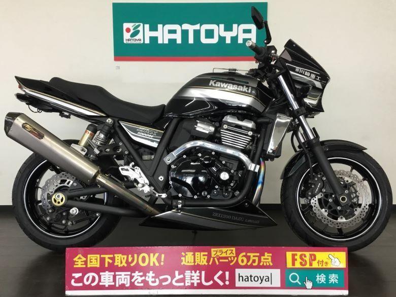 「ZRX1200 DAEG カワサキ KAWASAKI 中古 全国通販! 最大84回分割OK! 春日部在庫」の画像1