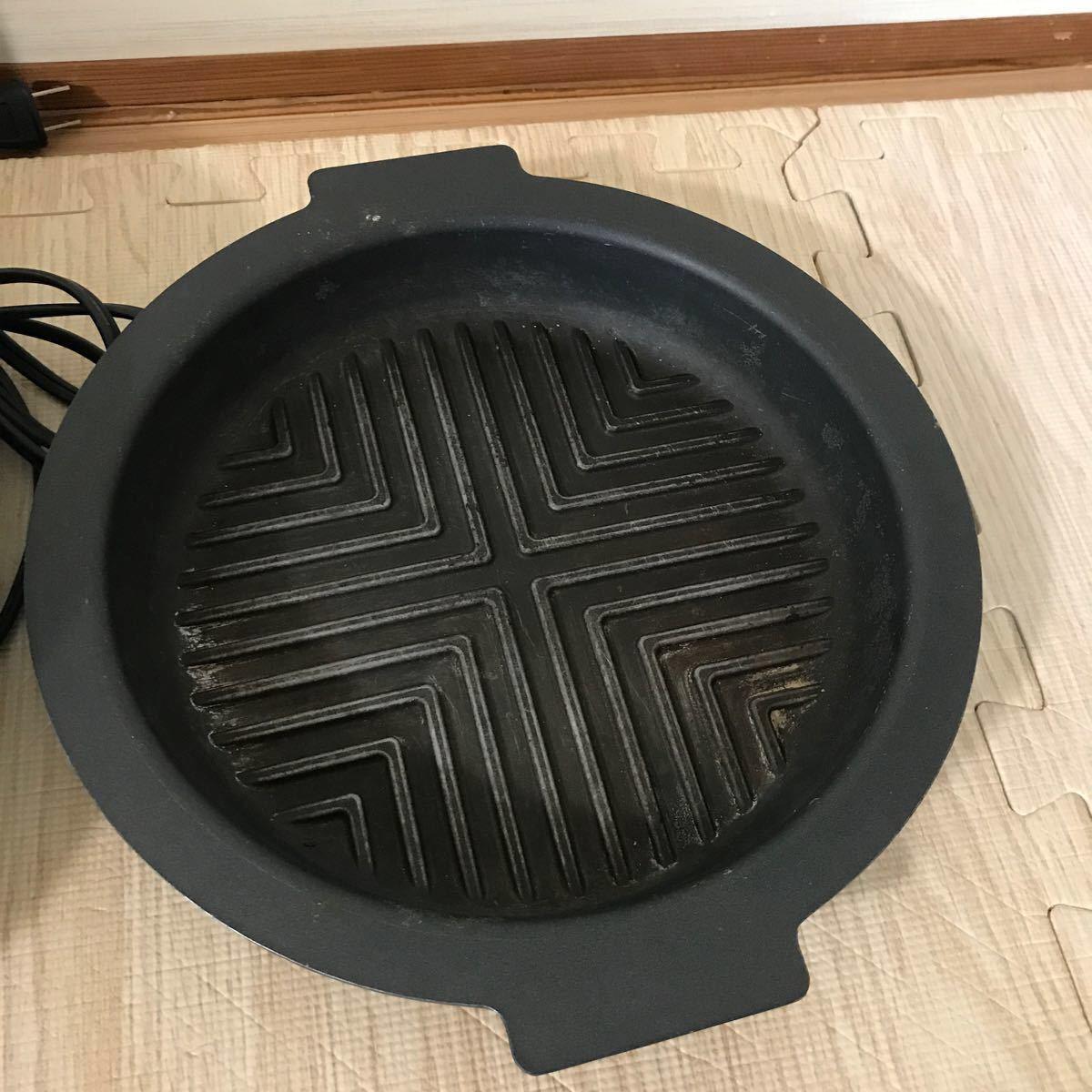 日本製 レギュール グリルパン3点セット  ホットプレート たこ焼きプレート 焼肉プレート 鍋