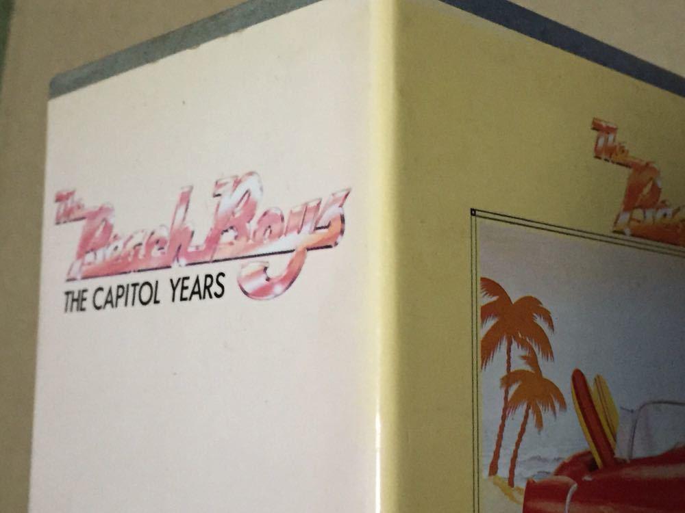 送料込 ビーチ・ボーイズ・ボックス カリフォルニアより愛をこめて CD7枚組 /Beach Boys