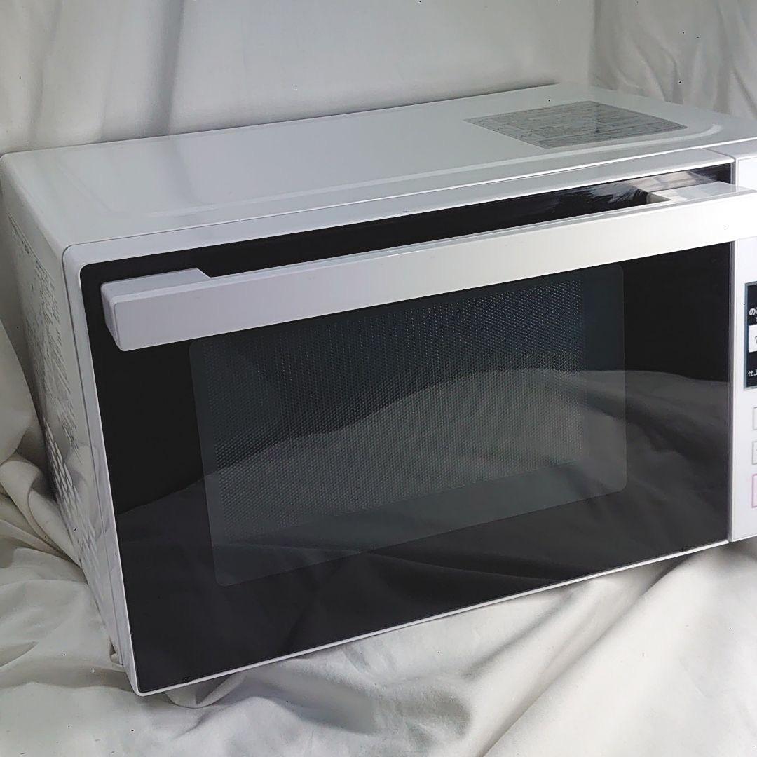 アビテラックス 電子レンジ フラットタイプ 美品 &レンジで簡単炊き上手 新品