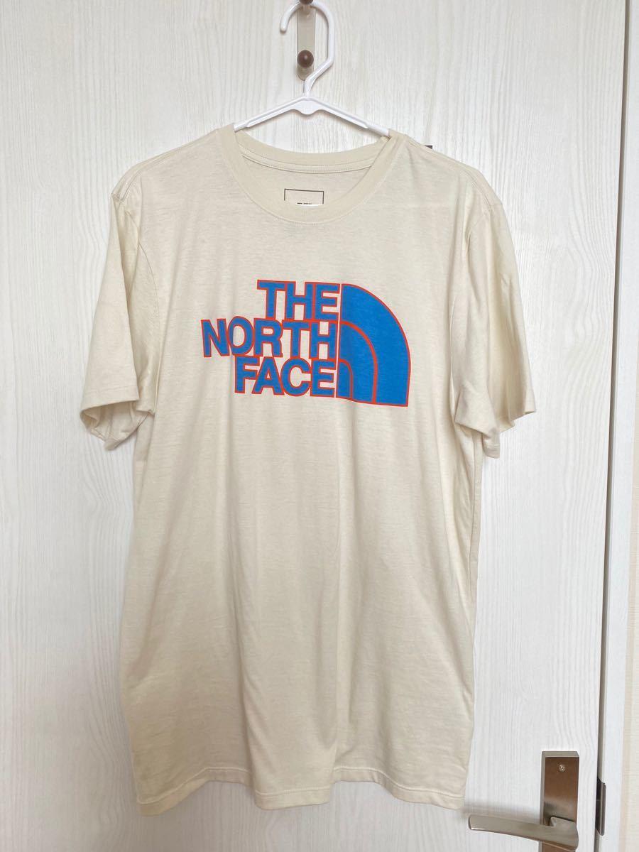 THE NORTH FACE 半袖Tシャツ ビッグロゴ Logo ザノースフェイス ロゴTシャツ 新品未使用品