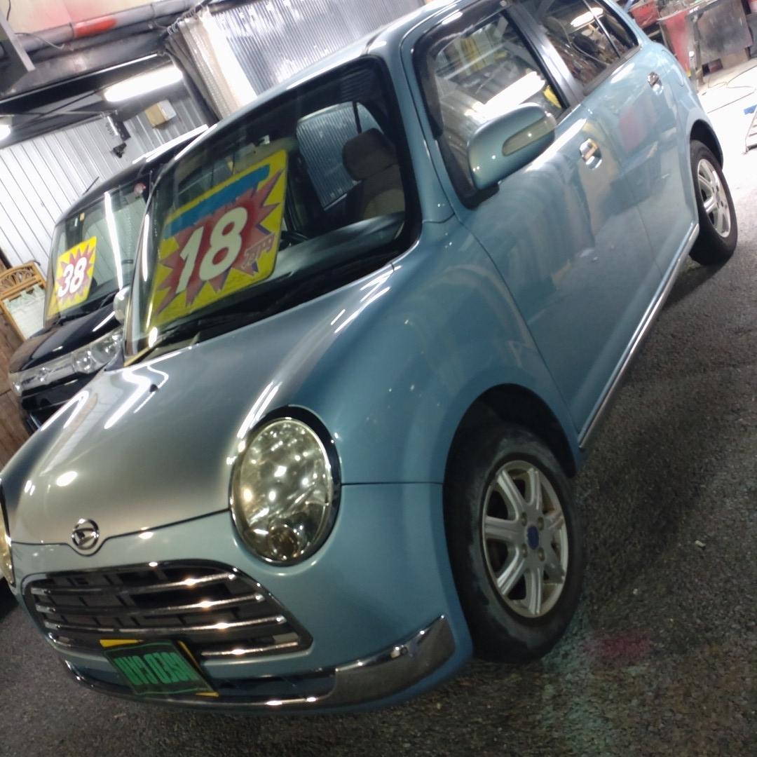 「ミラジーノX5ドアオートエアコン!キーレス★ワンオーナー車輌★売り切り」の画像3