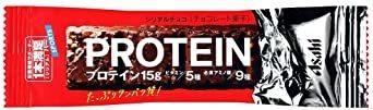 新品アサヒグループ食品 1本満足バー プロテインチョコ 72本PXAP_画像1