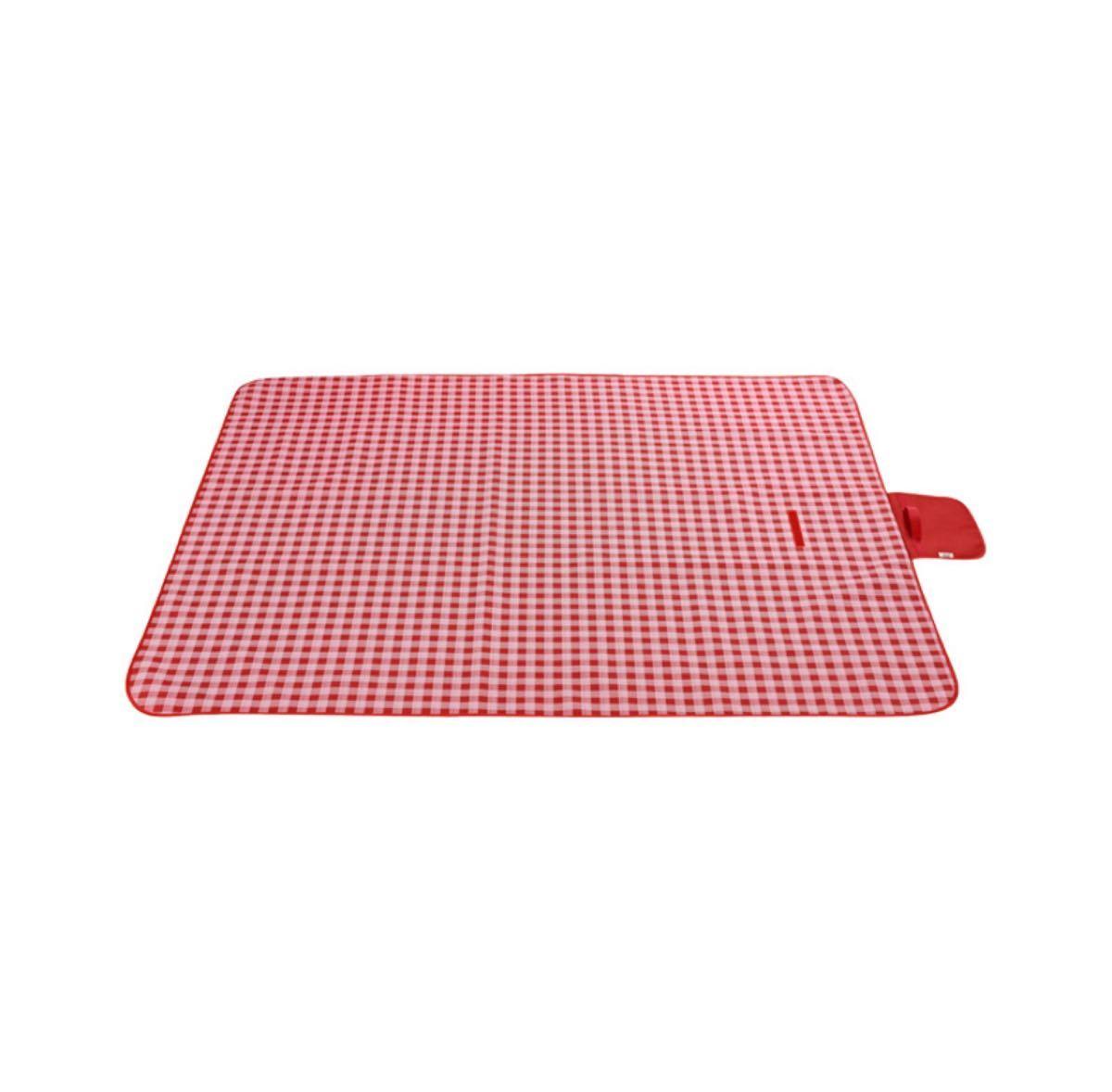 折りたたみ レジャーシート ピクニック 韓国 防水 撥水 コンパクト ブラウン