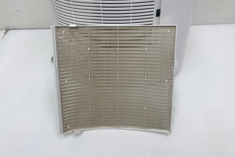 Panasonic デシカント方式 除湿乾燥機【F-YZF60】ブルー 衣類乾燥除湿機 パナソニック_画像5