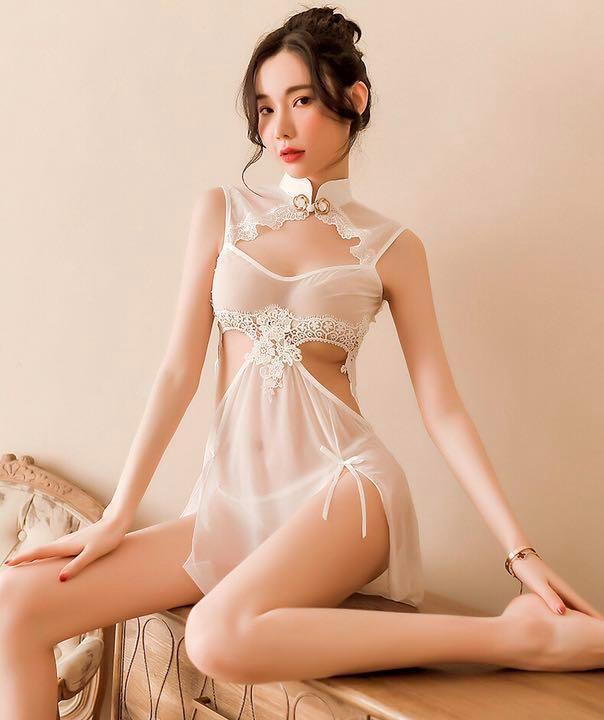 セクシーコスプレ エロエロランジェリー ベビードール チャイナ風 可愛い衣装