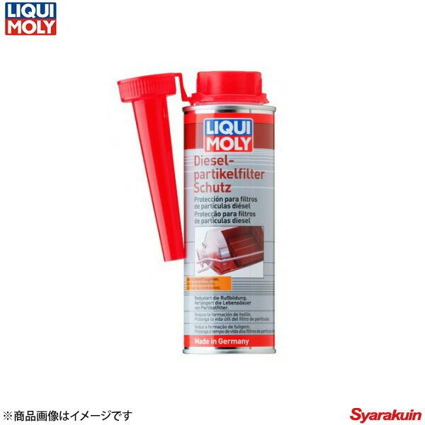 LIQUI MOLY リキモリ DPFプロテクター - ディーゼル燃料添加剤 250ml 20919 数量:1_画像1