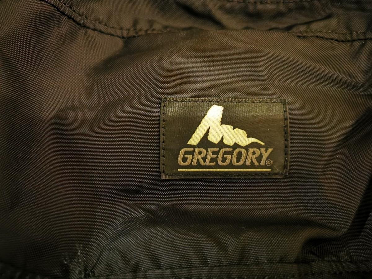 グレゴリー 旧ロゴ ウエストバッグ ウエストポーチ GREGORY 旧タグ