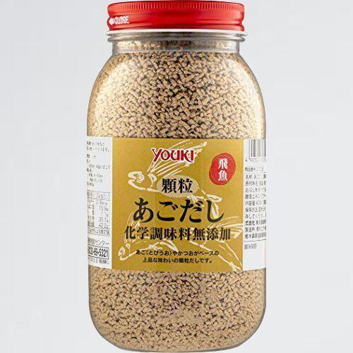 新品 未使用 顆粒あごだし化学調味料無添加 ユウキ M-8T 400g_画像1