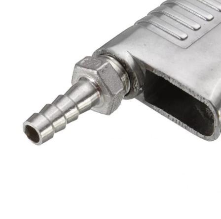 Mp4084:サンドブラスター フィードブラストスプレーガン 研磨ツール セラミックノズルチップキット 空気圧工具_画像5