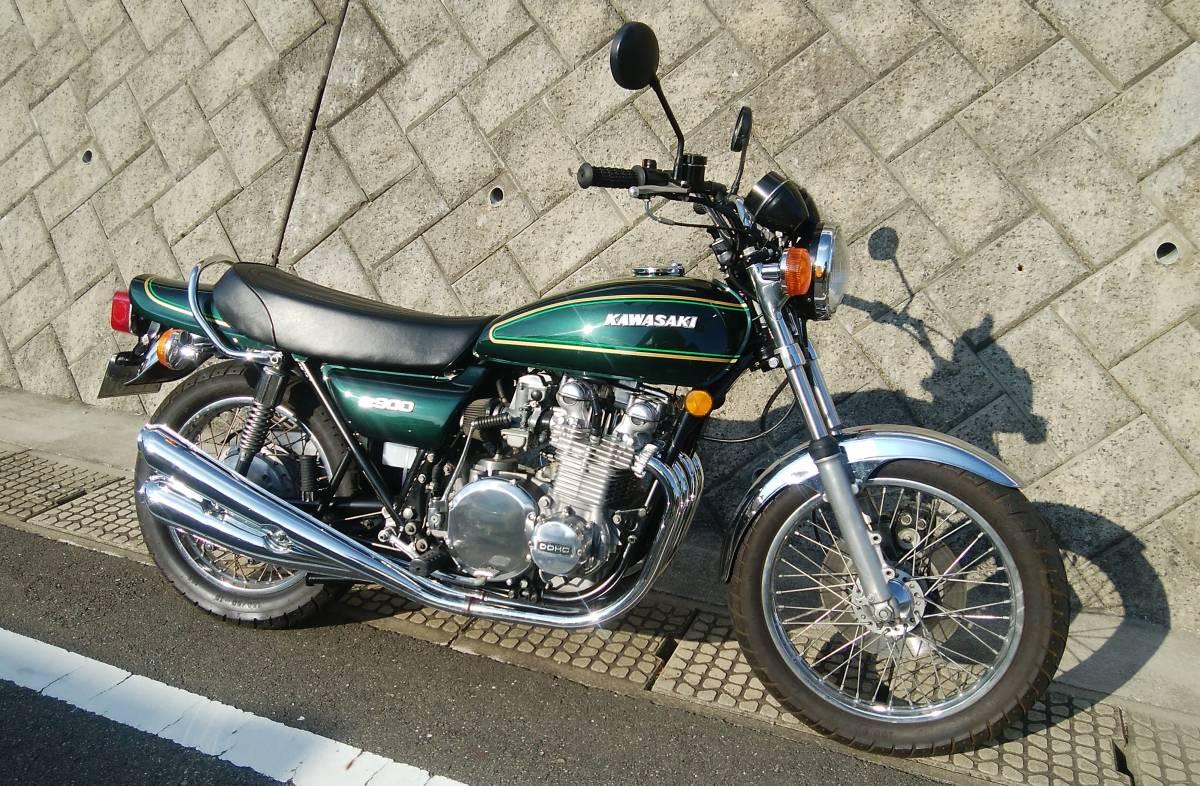 「☆カワサキ KAWASAKI 1976年 KZ900 オリジナル (検索 Z1 Z1-R MK2 Z900)」の画像1