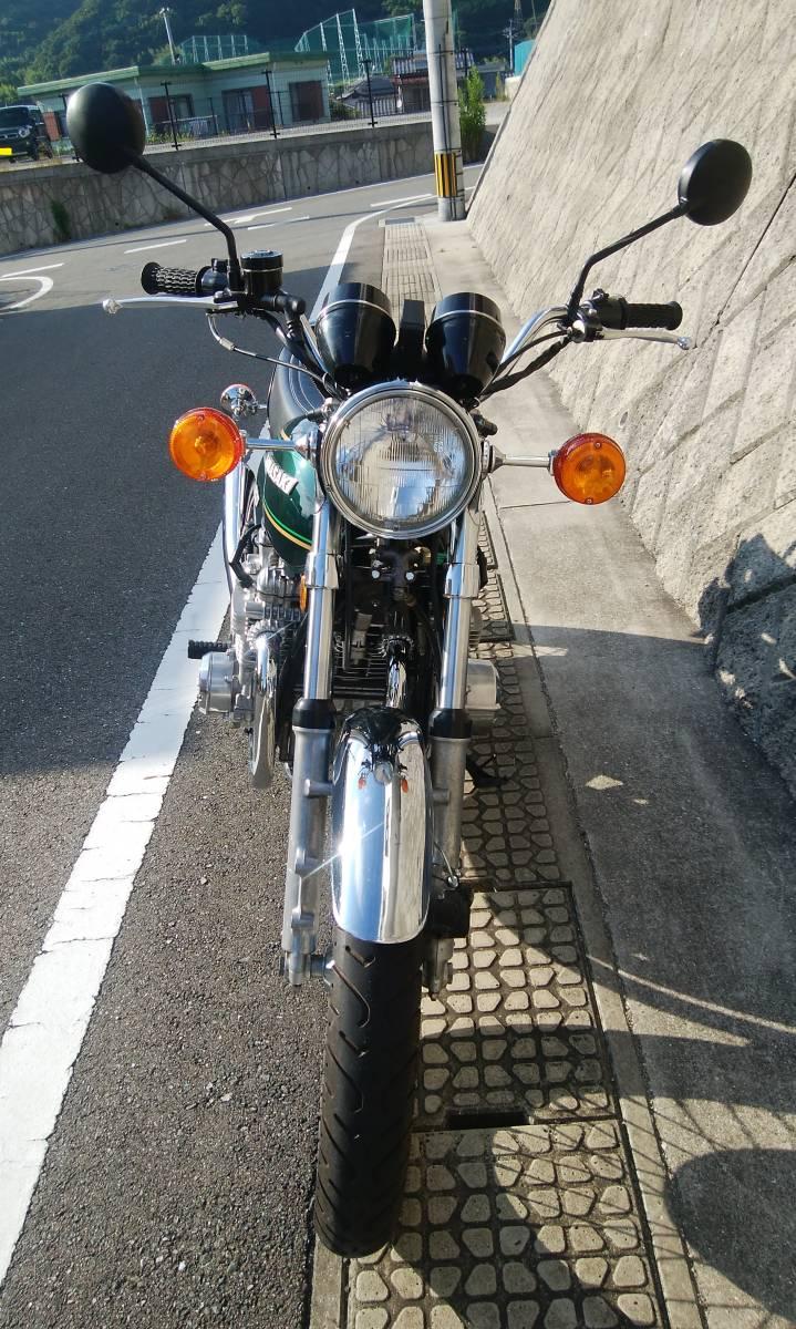 「☆カワサキ KAWASAKI 1976年 KZ900 オリジナル (検索 Z1 Z1-R MK2 Z900)」の画像3