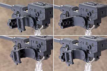 コトブキヤ M.S.G モデリングサポートグッズ ヘヴィウェポンユニット バイオレンスラム ノンスケール プラモデル用パーツ M_画像7
