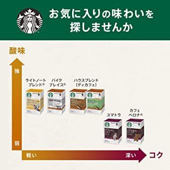 ネスレ スターバックス オリガミ パーソナルドリップコーヒー ハウスブレンド ×2箱_画像6