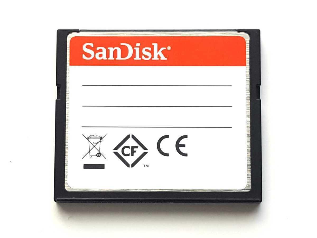 【残り1枚】☆美品☆ CFカード 32GB 1066x サンディスク エクストリームプロ SanDisk Extreme PRO コンパクトフラッシュ CompactFlash Card_画像2