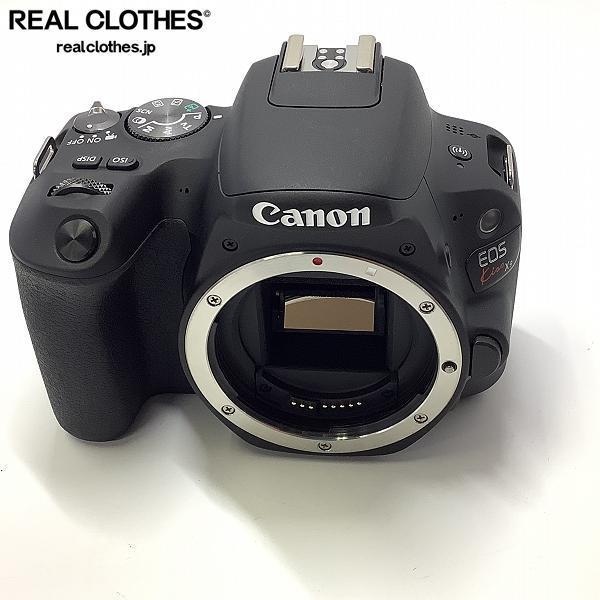 Canon/キヤノン EOS Kiss X9 デジタル一眼レフカメラ 簡易動作確認済み /000