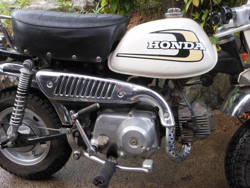 「ホンダ 4L モンキー 前期型」の画像1