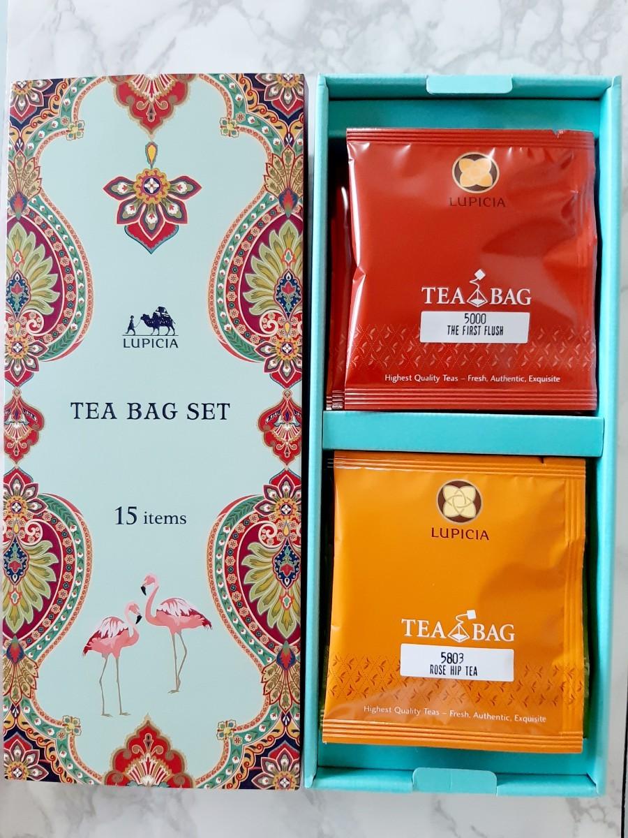 ルピシア 紅茶 ティーバッグ 15種セット ☆おまけ付き☆