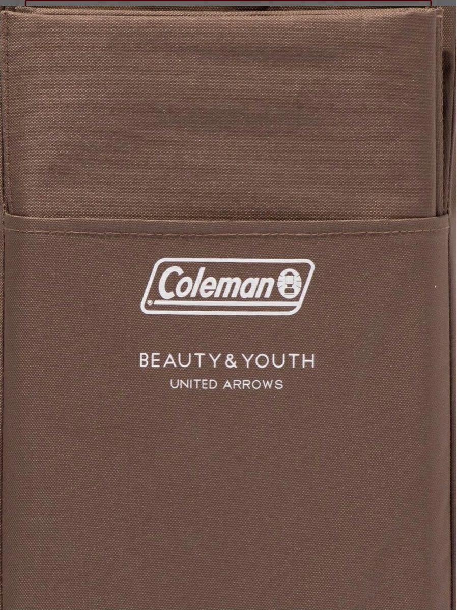Coleman コールマンアウトドアワゴン 別注 BEAUTY&YOUTH ユナイテッドアローズ コラボ