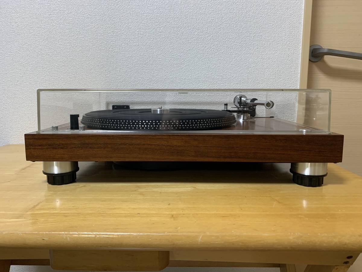 動作品★MICRO DD-5★マイクロ精機 ダイレクトドライブ レコードプレーヤー_画像6