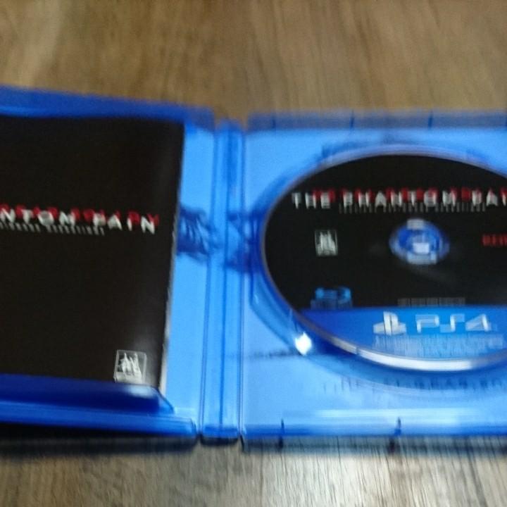 メタルギアソリッド ファントムペイン PS4