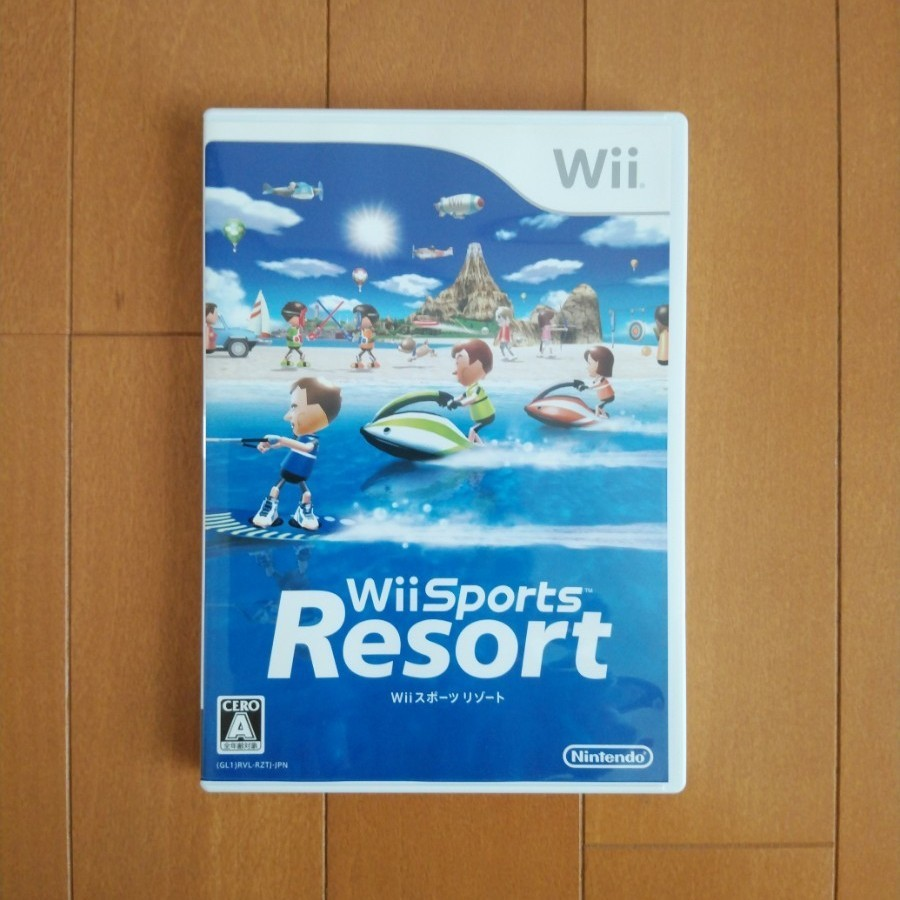 Wiiソフト Wiiスポーツリゾート