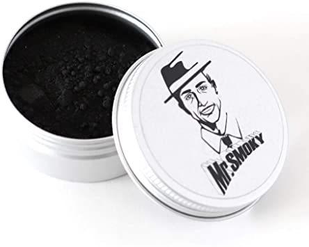 神戸製薬 ミスタースモーキー ホワイトニング 歯磨き粉  無添加 竹炭40% AP50%  乳酸菌入 ヤニ取りだけじゃない!歯の_画像1