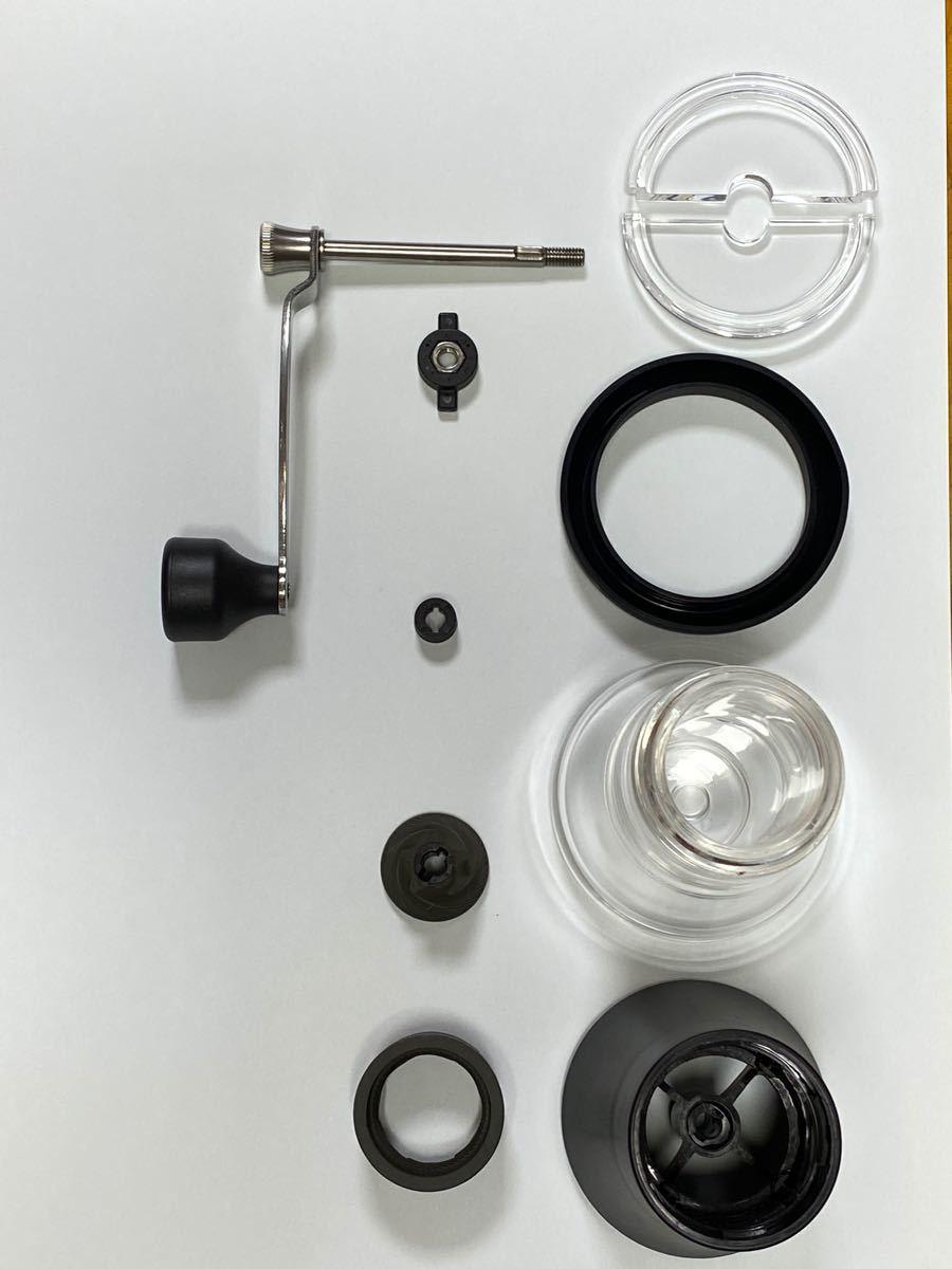 京セラ セラミック刃 コーヒー専用手動ミル