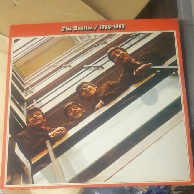 THE BEATLES  ビートルズ レコード lp セット 難あり まとめて セット アナログ
