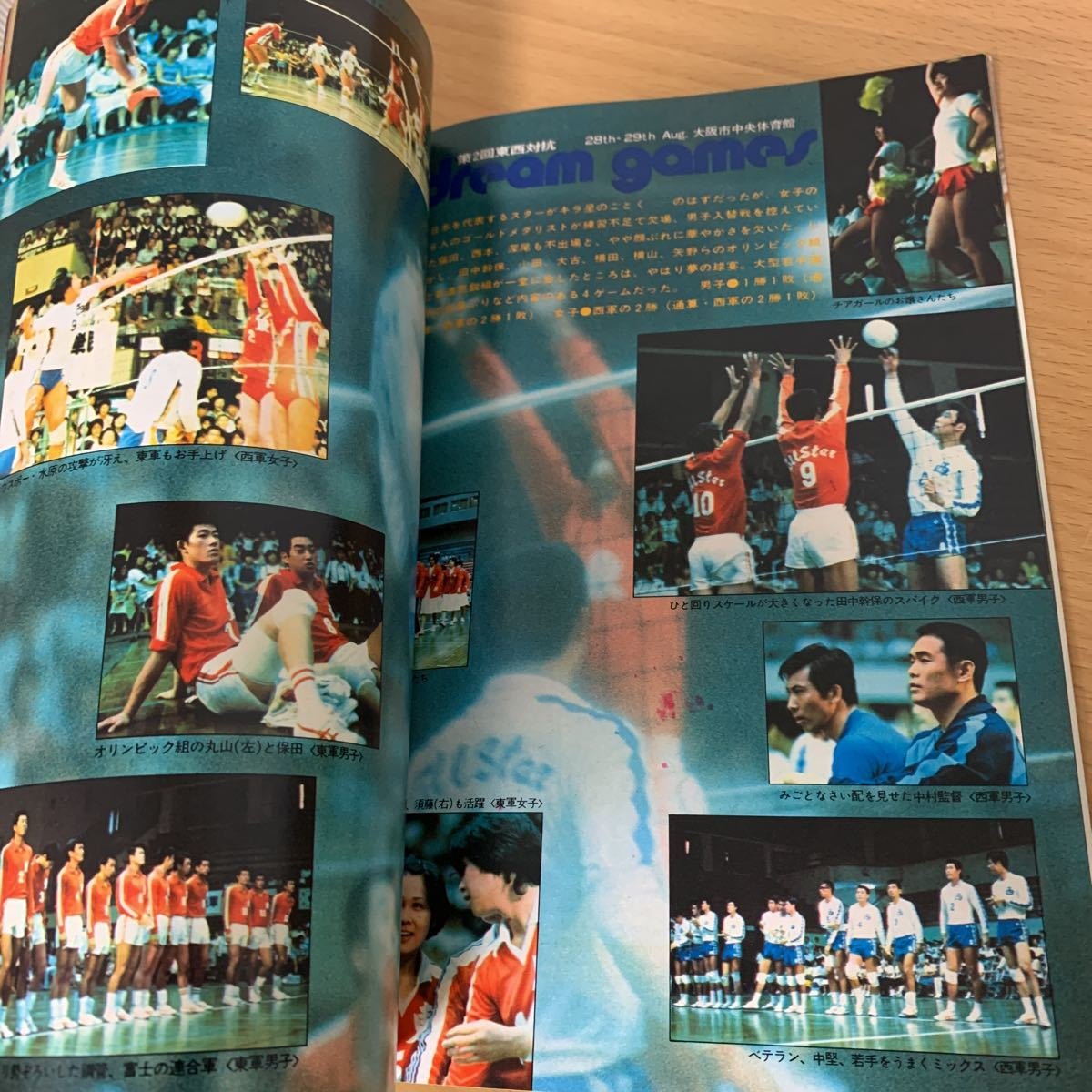 月刊 バレーボール 1976年  10月号_画像2