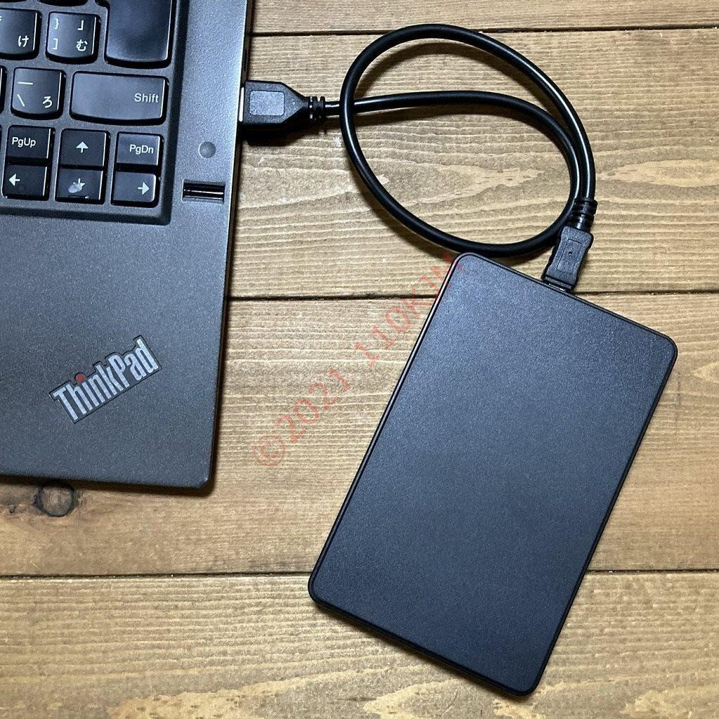 【SSDの方が速い!】 検査済 40GB ポータブルHDD