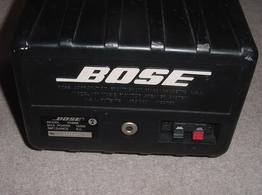 BOSE ボーズ 101MM スピーカー 1個_画像9
