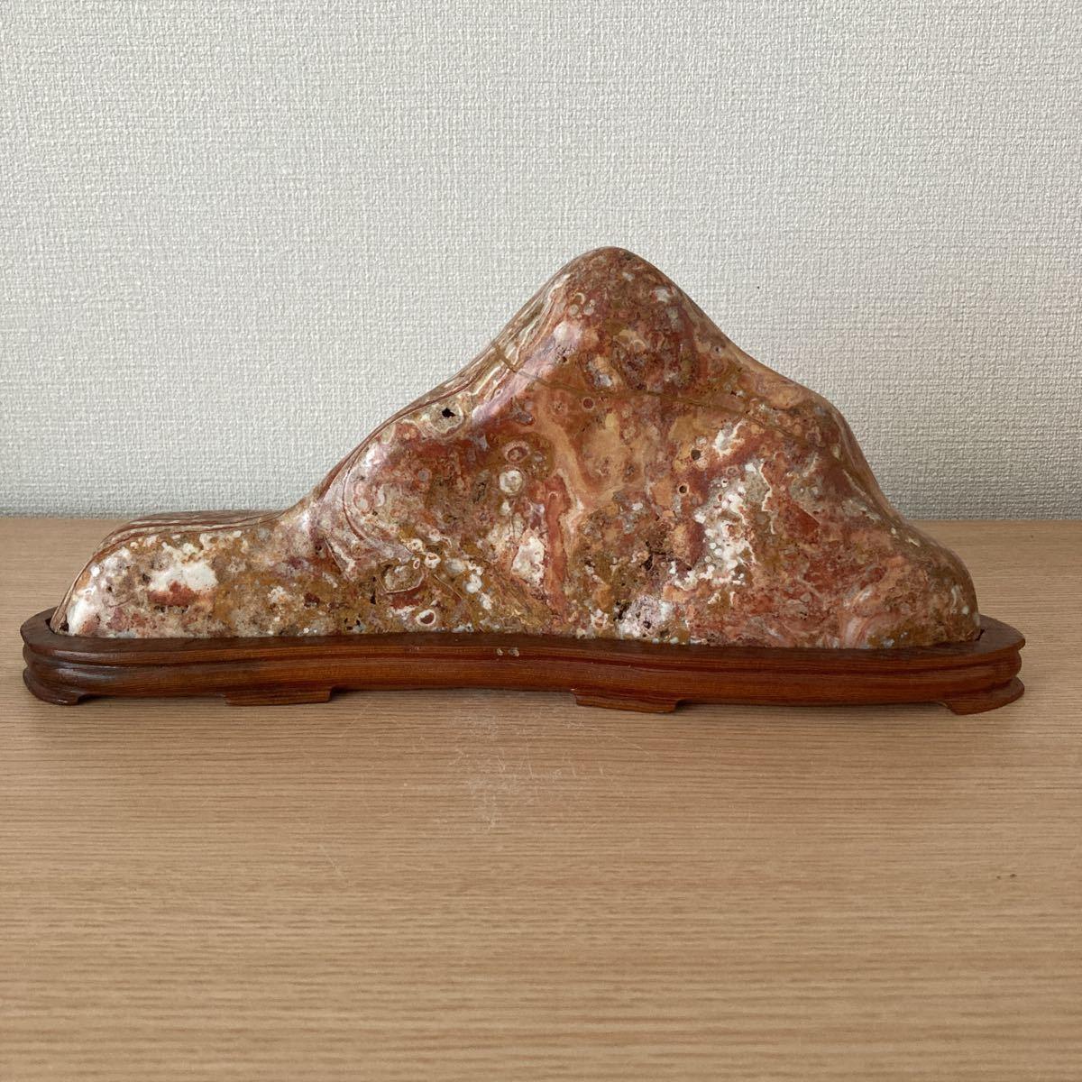 ■水石 ■鑑賞石 ■盆石 ■A-36_画像2