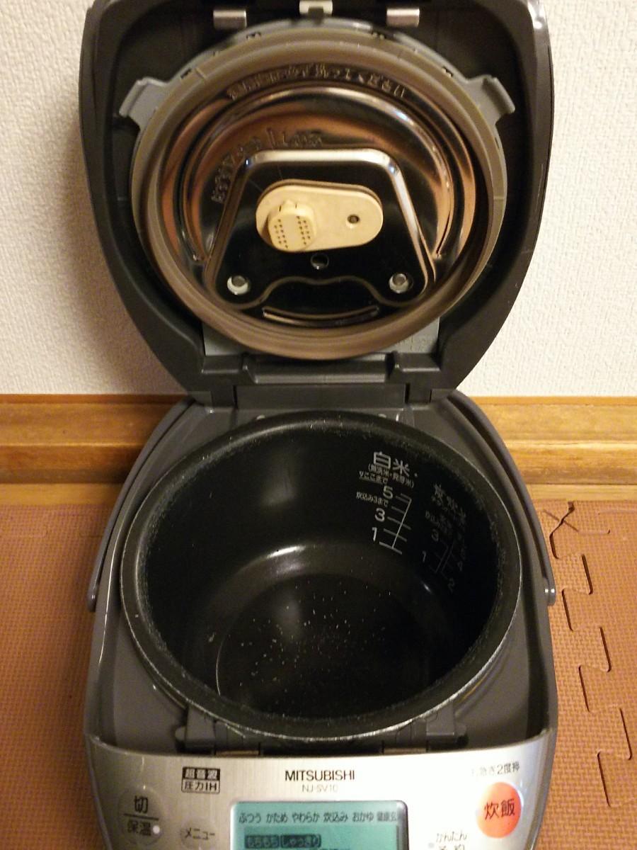 MITSUBISHI 三菱 圧力IHジャー炊飯器 NJ-SV10