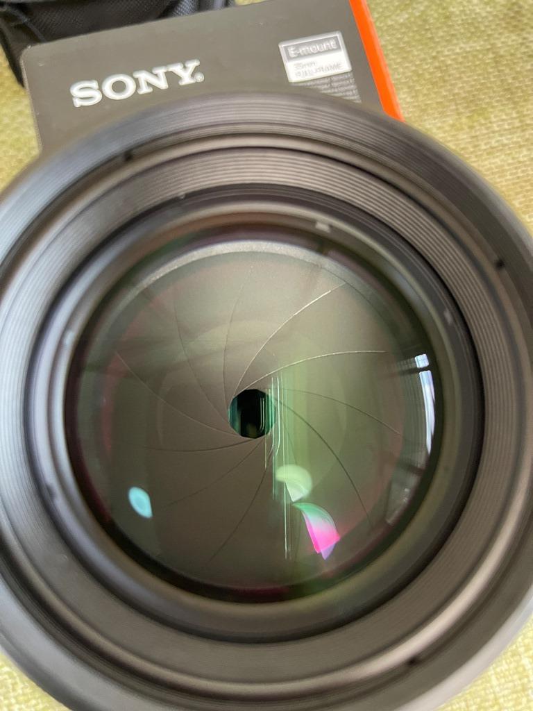 SONY FE 85mm F1.4 GM SEL85F14GM ソニー G master 単焦点レンズ_画像3