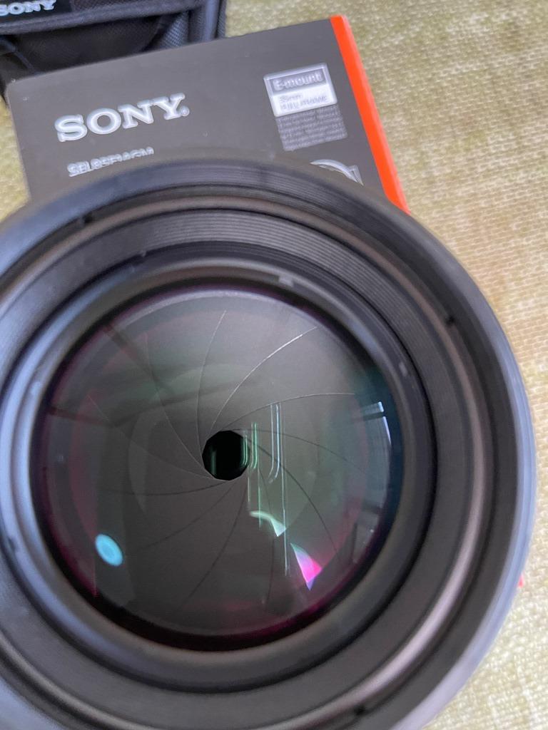 SONY FE 85mm F1.4 GM SEL85F14GM ソニー G master 単焦点レンズ_画像8