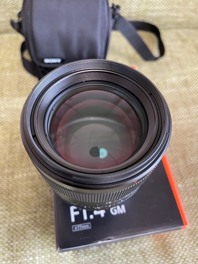 SONY FE 85mm F1.4 GM SEL85F14GM ソニー G master 単焦点レンズ_画像7