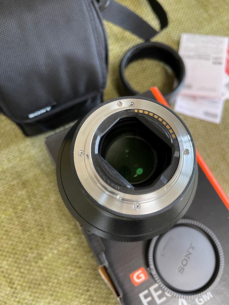 SONY FE 85mm F1.4 GM SEL85F14GM ソニー G master 単焦点レンズ_画像5