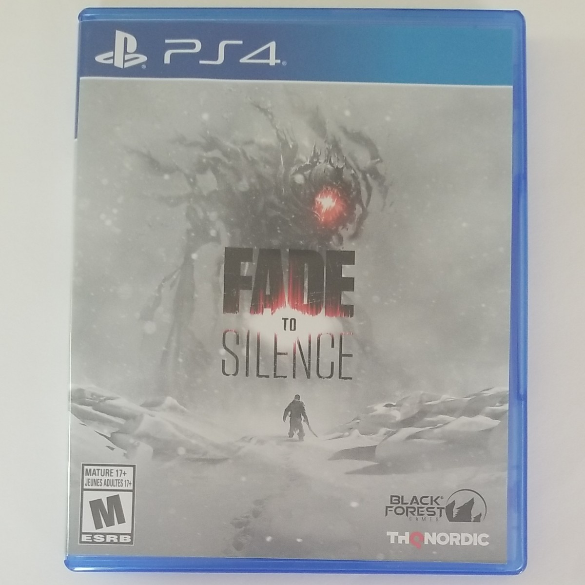 【PS4】 Fade to Silence [輸入版:北米]