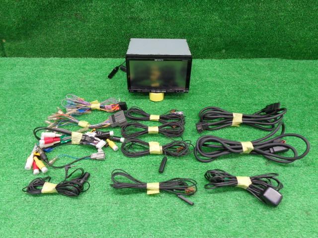 良品!! carrozzeria カロッツェリア HDD サイバー ナビ カーナビ AVIC-ZH9990 地図 2010年 DVD CD フルセグ 地デジ AUX Bluetooth ipod VTR